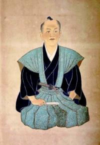 宮部鼎蔵肖像画
